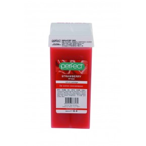 PERFECT Wax rollon cartridge Strawberry 100ml