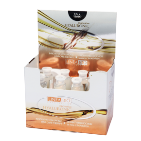 LINEA BIO AMPOULES WITH HYALURONIC 8 pcs