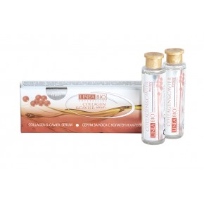 LINEA BIO AMPOULES WITH COLLAGEN AND CAVIER 2 Pcs