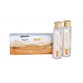 Linea Bio Ампули за коса с хиалуронова киселина 2бр