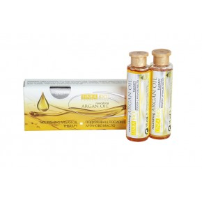 LINEA BIO AMPOULES WITH ARGAN OIL 2 pcs