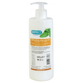 PERFECT AFTER WAX OIL MENTHOL 500ML