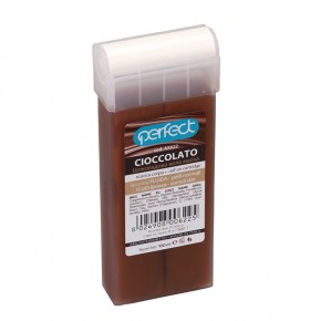 PERFECT Wax rollon cartridge Chocolate 100ml