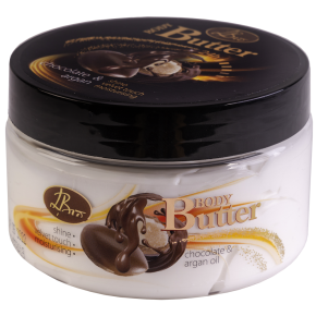 LINEA BIO BODY BUTTER ARGAN AND CHOCOLATE 250 ml