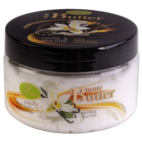 LINEA BIO BODY BUTTER VANILLA AND RICE MILK 250 ml