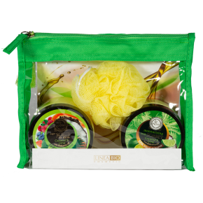 Cosmetic set Linea Bio Lime&Coconut