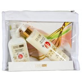 Cosmetic set Linea Bio Vanilla&Cinammon