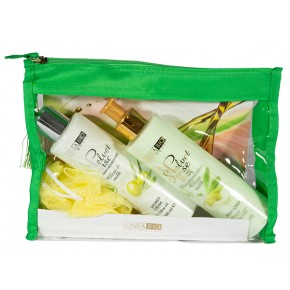 Cosmetic set Linea Bio Olive&Milk