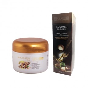 Cosmetic set Linea Bio