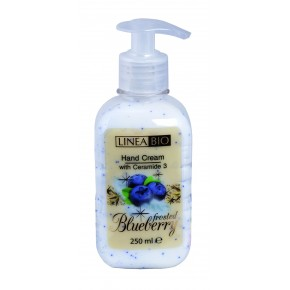 LINEA BIO HAND CREAM FROSTED BERRIES 250ml