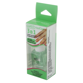 PERFECT GEL NAIL POLISH 3 IN 1 HARDENER 13ml