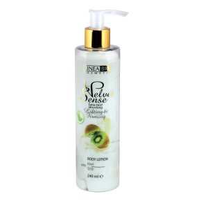 LINEA BIO DEEP NOURISHING BODY LOTION WITH KIWI FLAVOR 240ml
