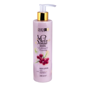 LINEA BIO DEEP NOURISHING BODY LOTION WITH GOJI BERRY FLAVOUR 240ml