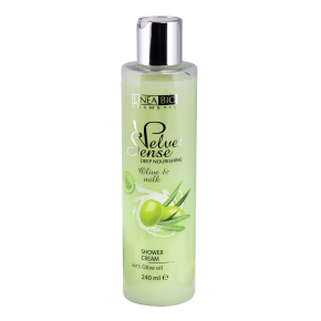 LINEA BIO SHOWER GEL OLIVE AND MILK 240ml