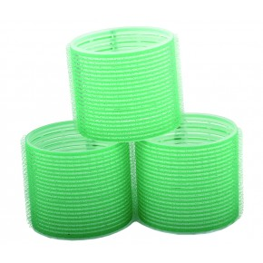 PRETTY TIME HAIR VELCRO ROLLERS 40922 - 60mm