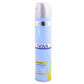 NOVA HAIRSPRAY 450ml