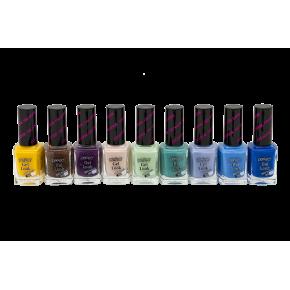 PERFECT Лак за нокти GEL LOOK /различни цветове/ 13мл