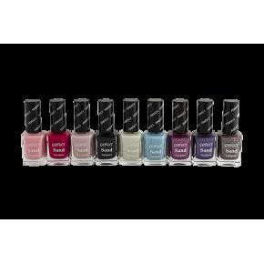 PERFECT Лак за нокти Пясъчен /различни цветове/ 13мл