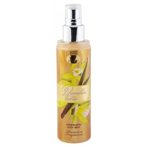 LINEA BIO BODY MIST VANILLA LATTE 180ml