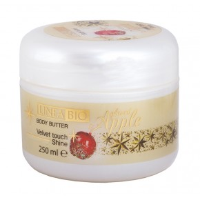 LINEA BIO BODY Butter GLAZED APPLE 250 ml
